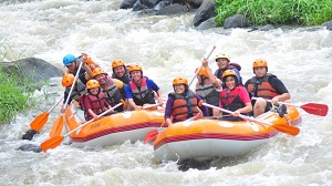 outbound rafting kasembon
